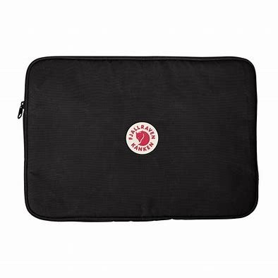 "Fjallraven Kanken Laptop Case15"" - Black"