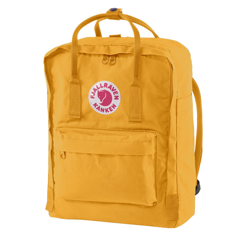 Fjallraven kanken - Warm Yellow