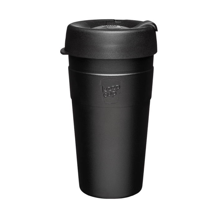 Keepcup Thermal Stainless Steel 16oz - Black