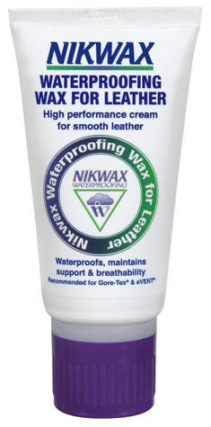 Nikwax Leather Waterproofing Wax 100ml - N/A