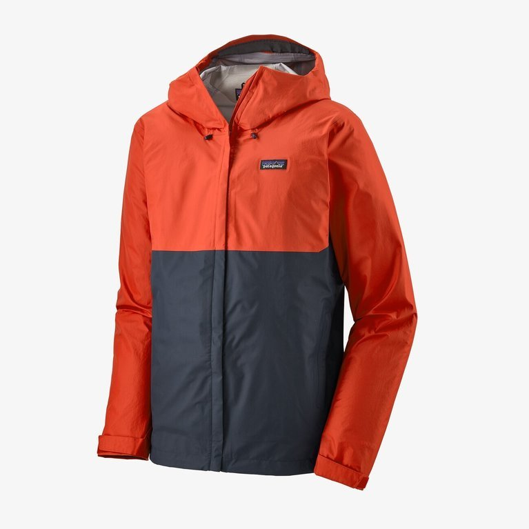 Patagonia Men's Torrentshell 3L Jacket - Hot Ember