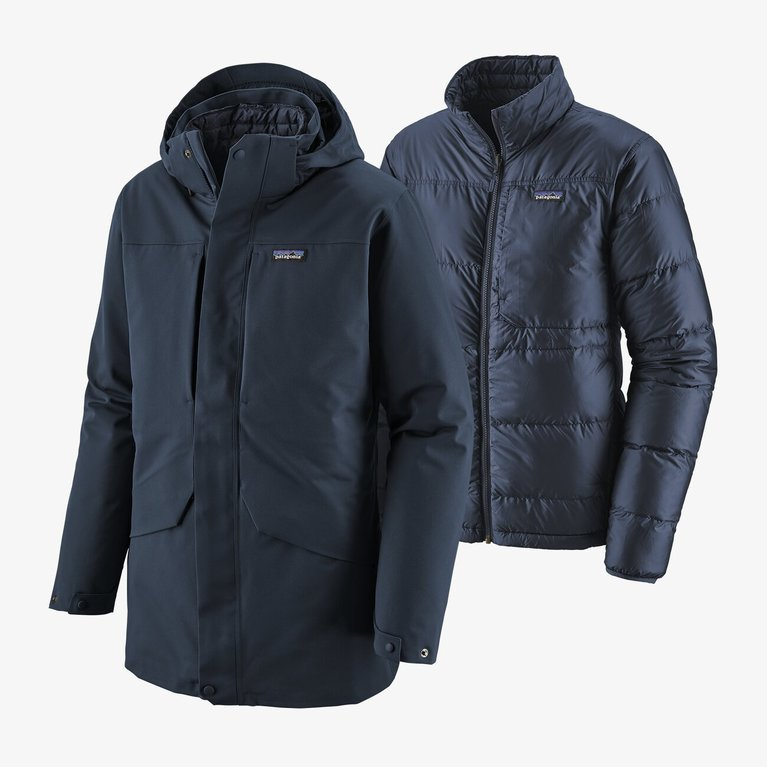 Patagonia Men's Tres 3N1 - New Navy