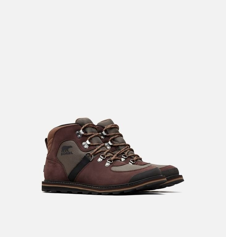 Sorel Men's Madson Sport Hiker - Mud