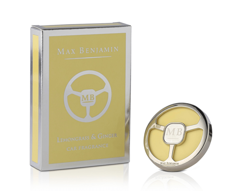 Max Benjamin Car Fragrance - Lemongrass/Ginger