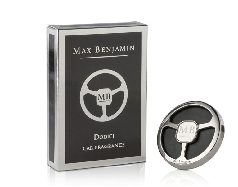 Max Benjamin Car Fragrance - Dodici