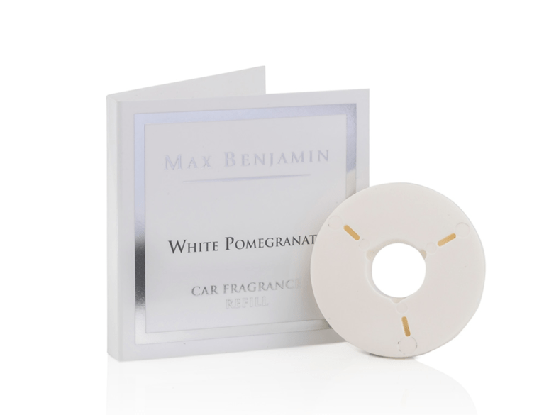 Max Benjamin Car Fragrance Refill - White Pomegranate