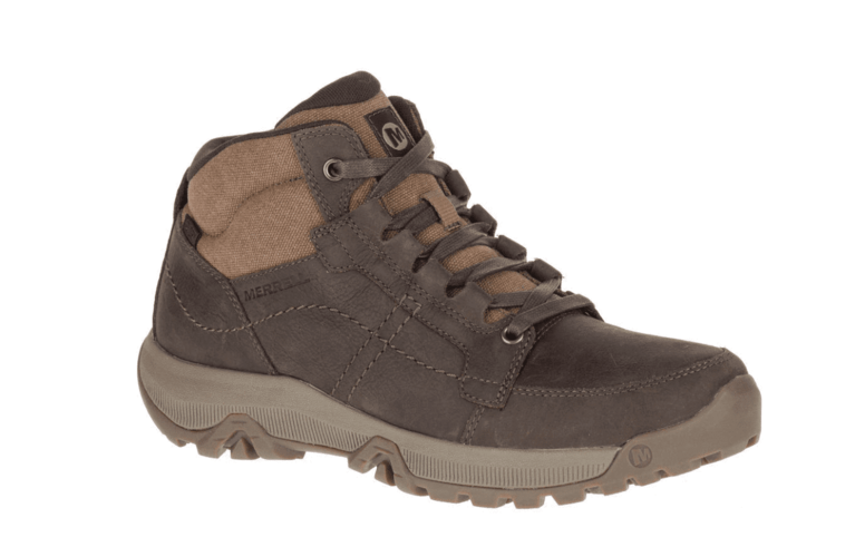 Merrell Anvik Pace Mid Boot - Seal Brown