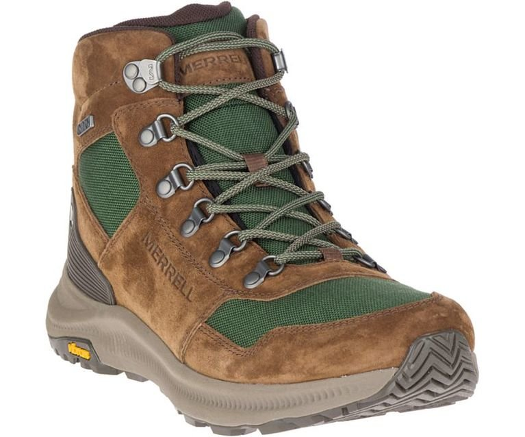 Merrell Ontario 85 Mid Waterproof - Forest