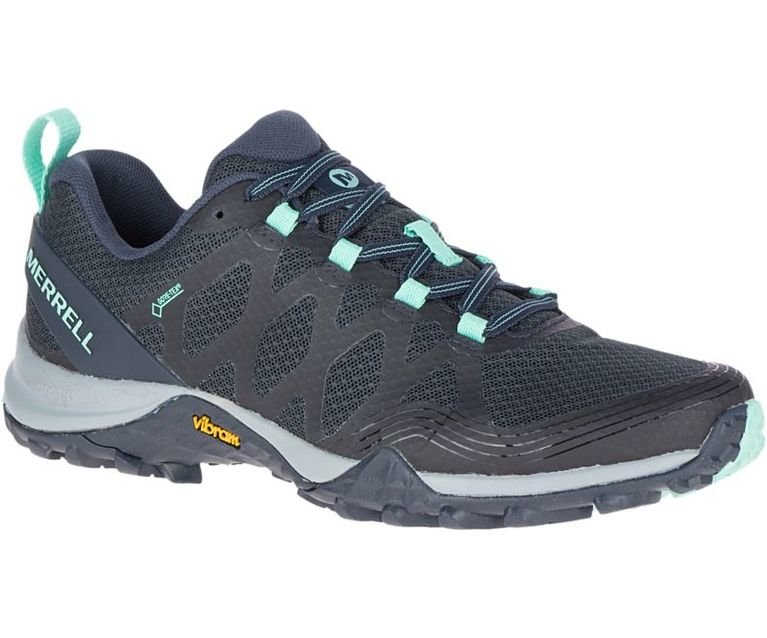 Merrell Women's Siren 3 GTX Low - Navy/ Blue