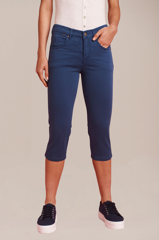 Mistral Crop Trouser - Eclipse
