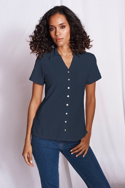 Mistral Short and Sweet Shirt  - Eclipse