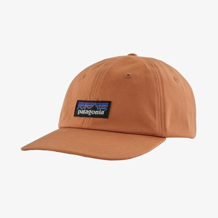 Patagonia P6 Label Trad Cap - Toasted Peach