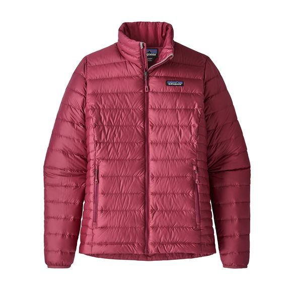 Patagonia Women's Down Sweater Jacket - Star Pink