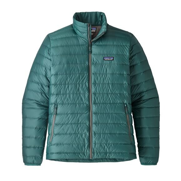 Patagonia Women's Down Sweater Jacket - T/Teal