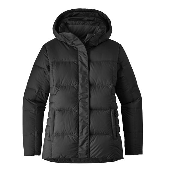 Patagonia Women's Down With It Jacket - Black