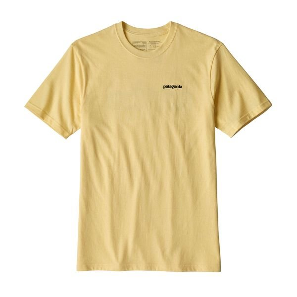 Patagonia Men's Responsabili-Tee - Yellow