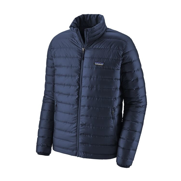 Patagonia Men's Down Sweater - Navy