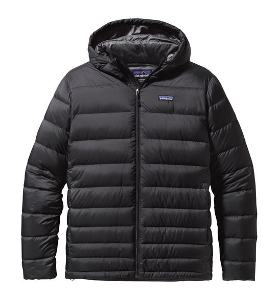 Patagonia Men's Hi-loft Down Hoody - Black