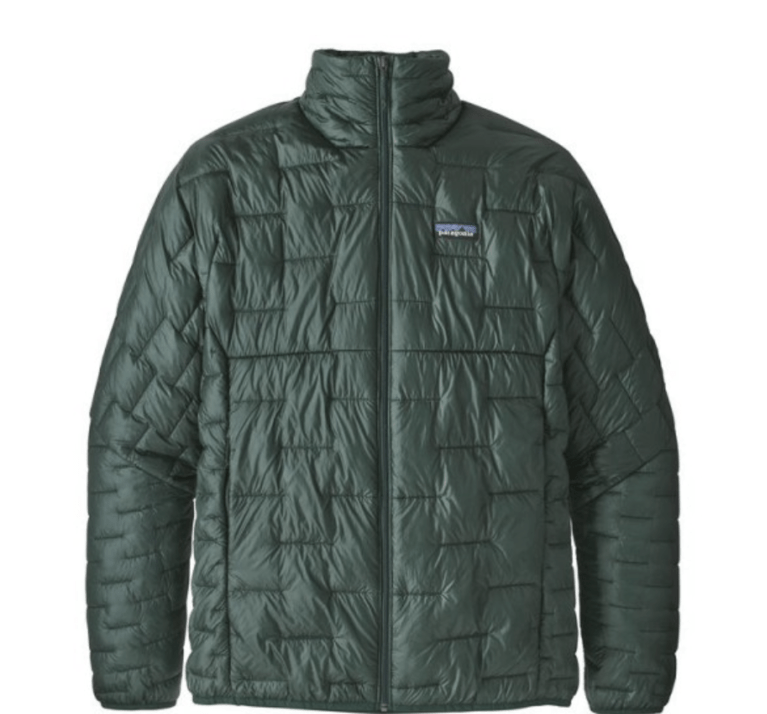 Patagonia Men's Micro Puff Jacket  - Micro Green