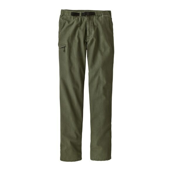 Patagonia Men's Organic Gi Pants - Industrial Green