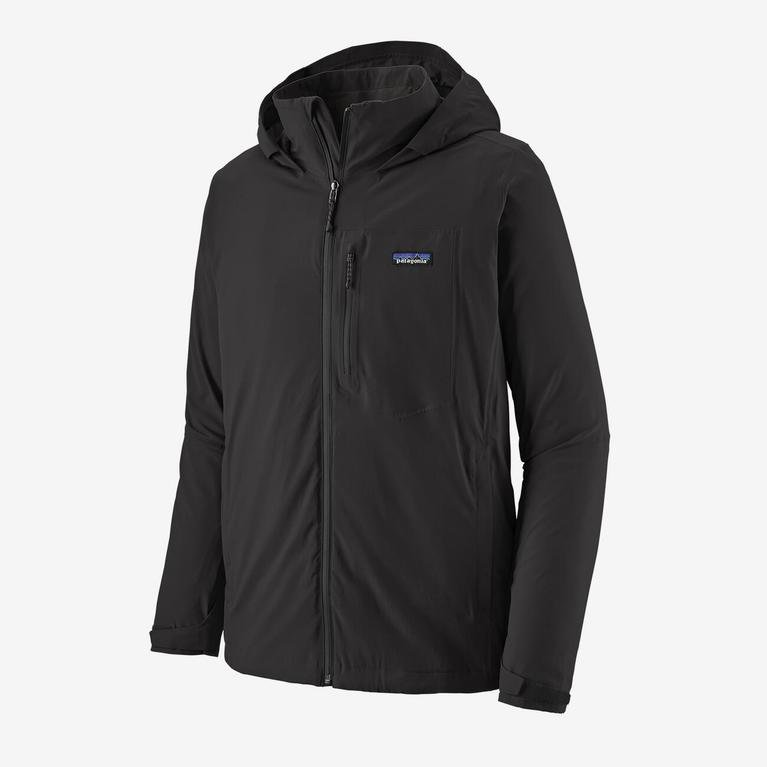 Patagonia Men's Quandary Jacket  - Black