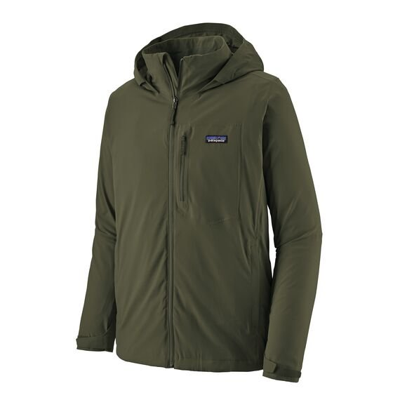 Patagonia Men's Quandry Jacket - Alder Green