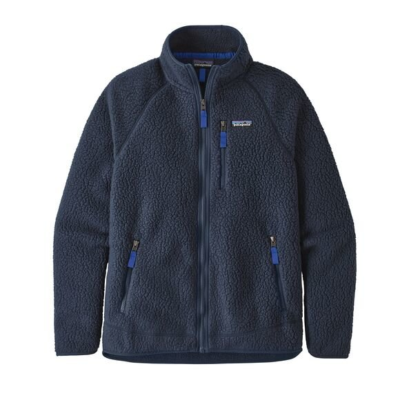 Patagonia Men's Retro Pile Jacket - New Navy