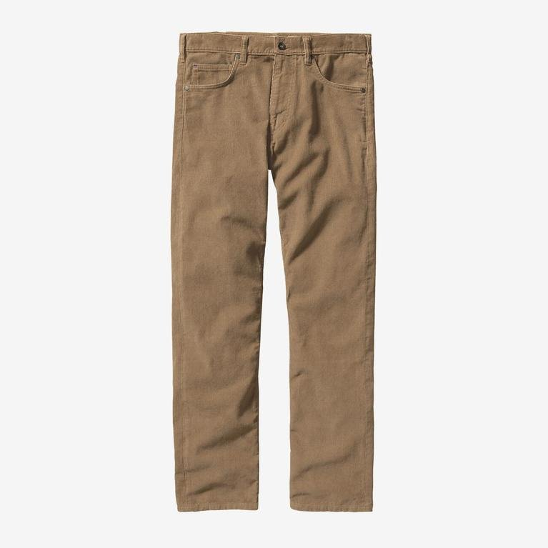 Patagonia Men's Straight Fit Cords - Forge Grey