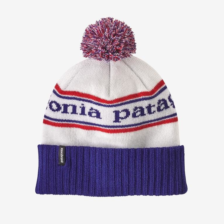 Patagonia Powder Town Beanie - Viking Blue