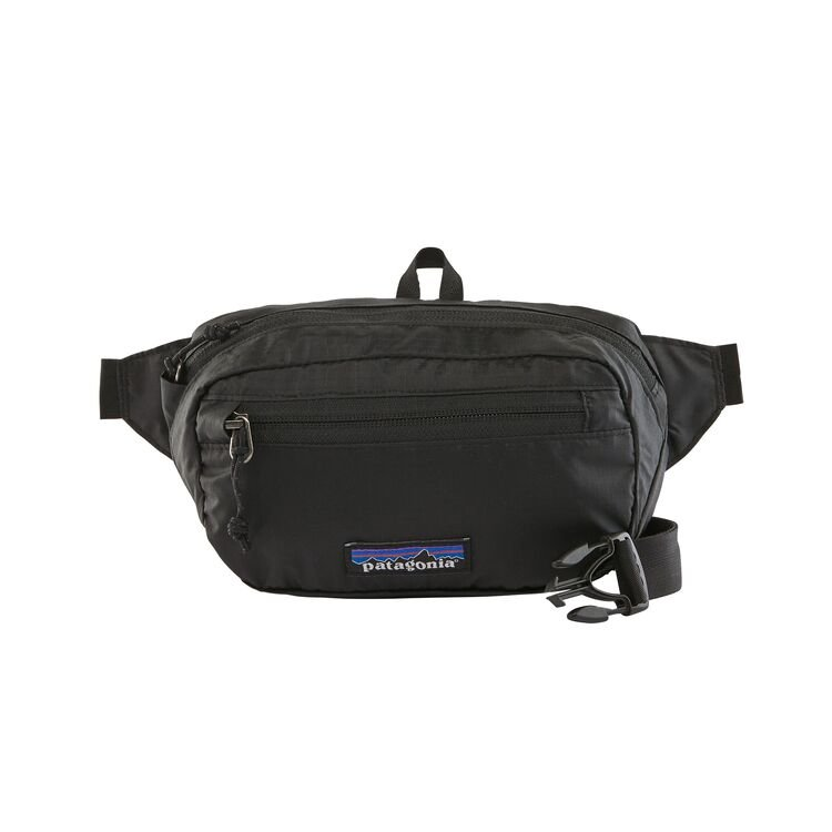 Patagonia Ultra Light Black Hole Hip Pack 1Litre - Black