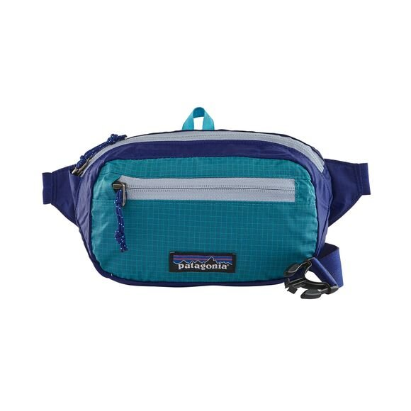 Patagonia Ultralight Black Hole Mini Hip Pack  - Cobalt Blue