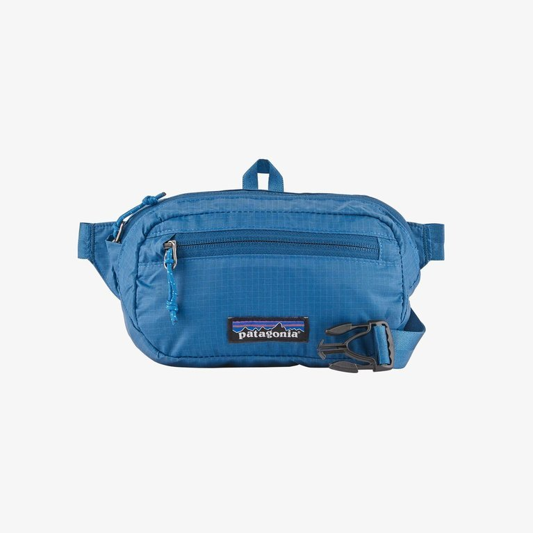 Patagonia Ultralight Black Hole Mini Hip Pack  - Steller Blue