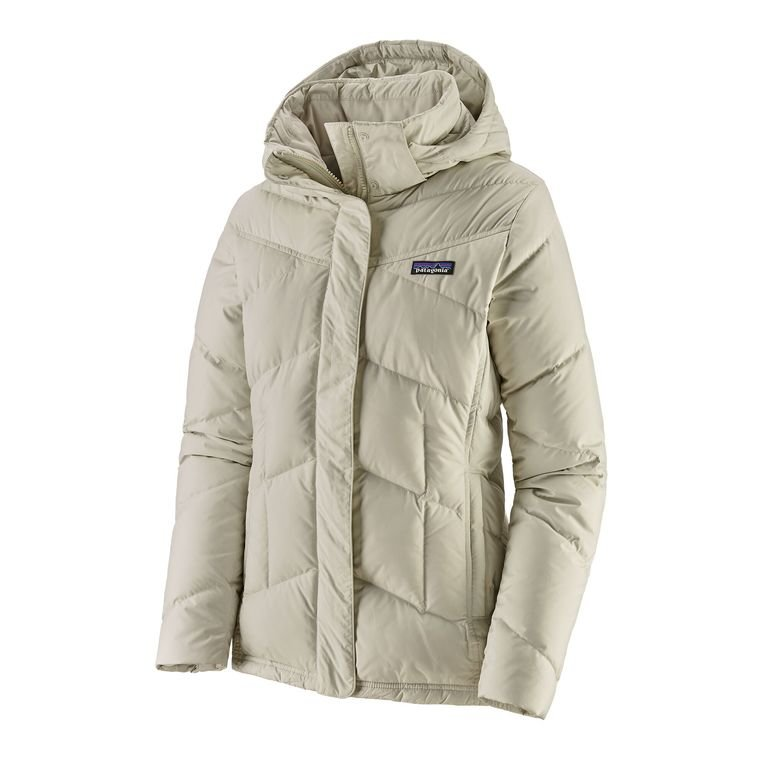 Patagonia Women's Down With It Jacket - Dyno White
