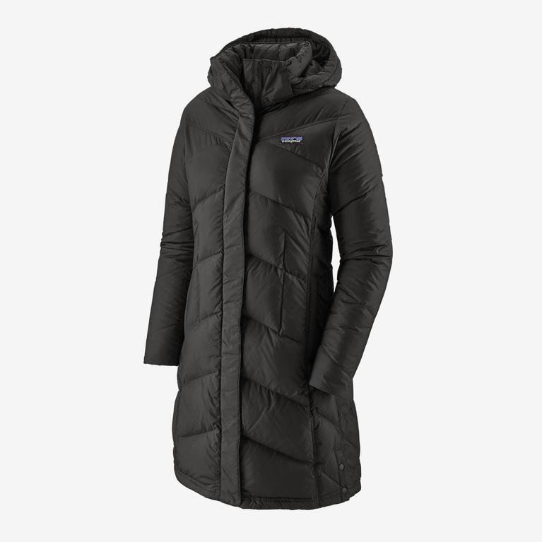 Patagonia Women's Down With It Parka - Black