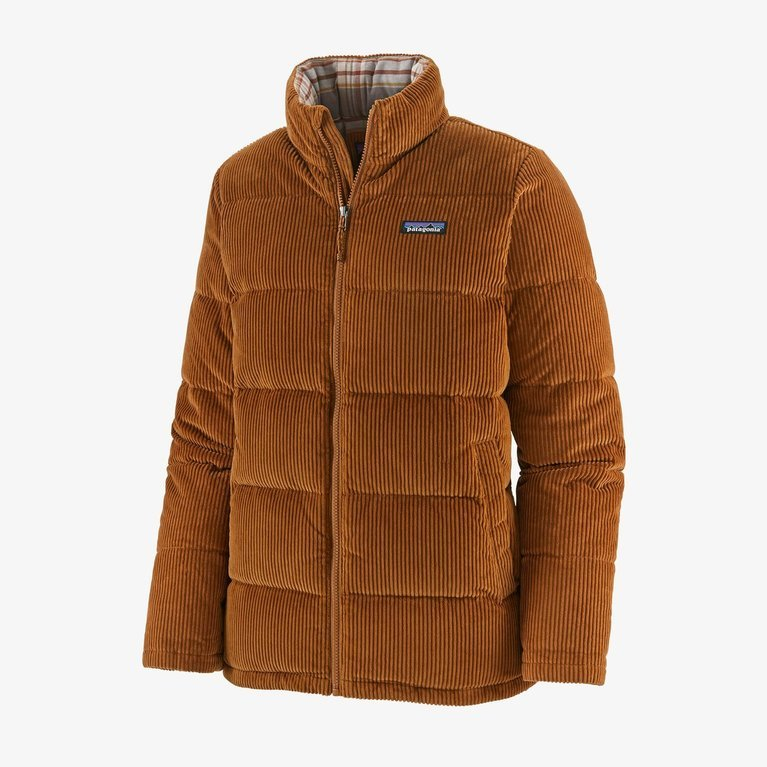 Patagonia Women's Fjord Coat - Wood Brown