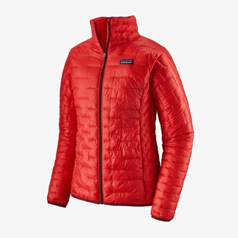 Patagonia Women's Micro Puff Jacket  - Coral