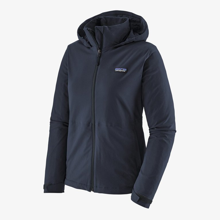 Patagonia Women's Quandary Jacket  - Navy