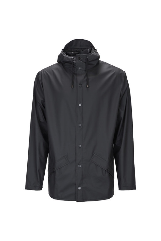 Rains Jacket 1201 - Black