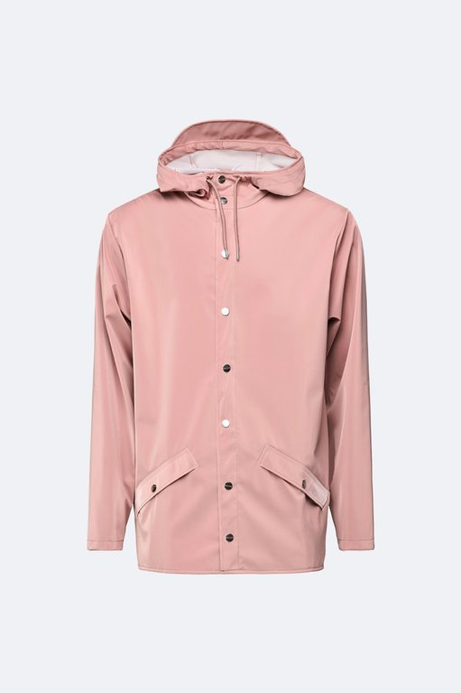 Rains Jacket 1201 - Blush