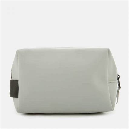 Rains Washbag  - Stone