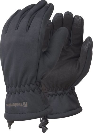Trekmates Rigg Waterproof Glove - Black