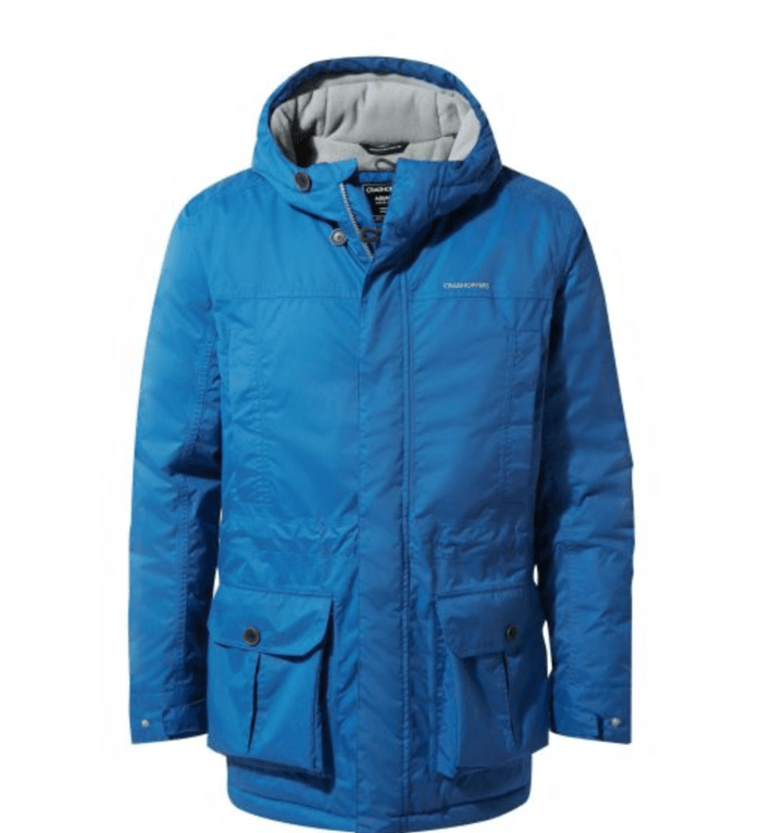 Craghoppers Roteck Waterproof Jacket - Deep Blue