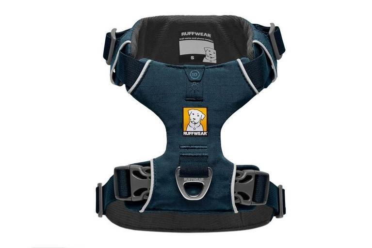 Ruffwear Front Range Harness - Blue Moon