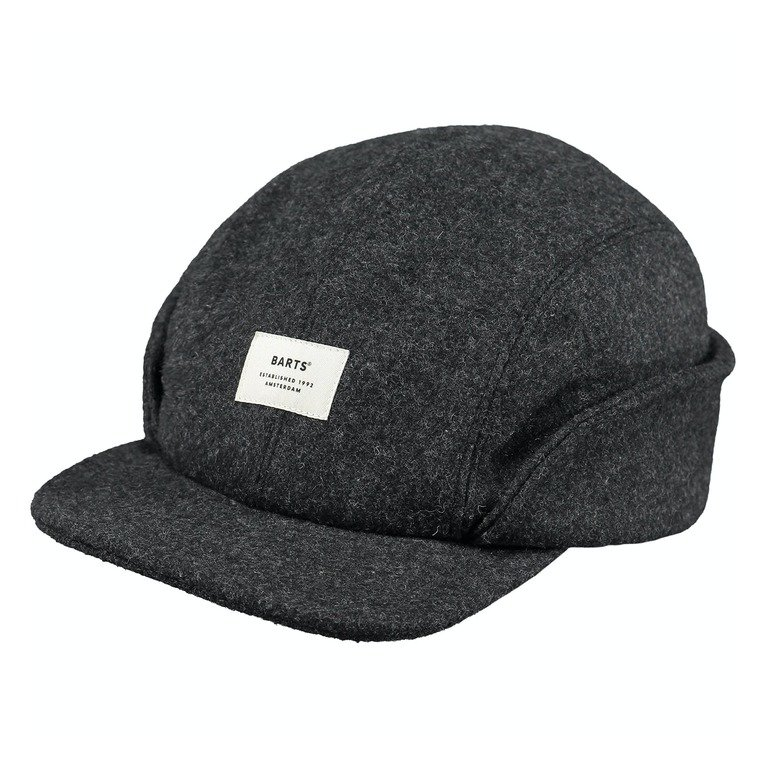 Barts Samuen Cap - Dark Heather