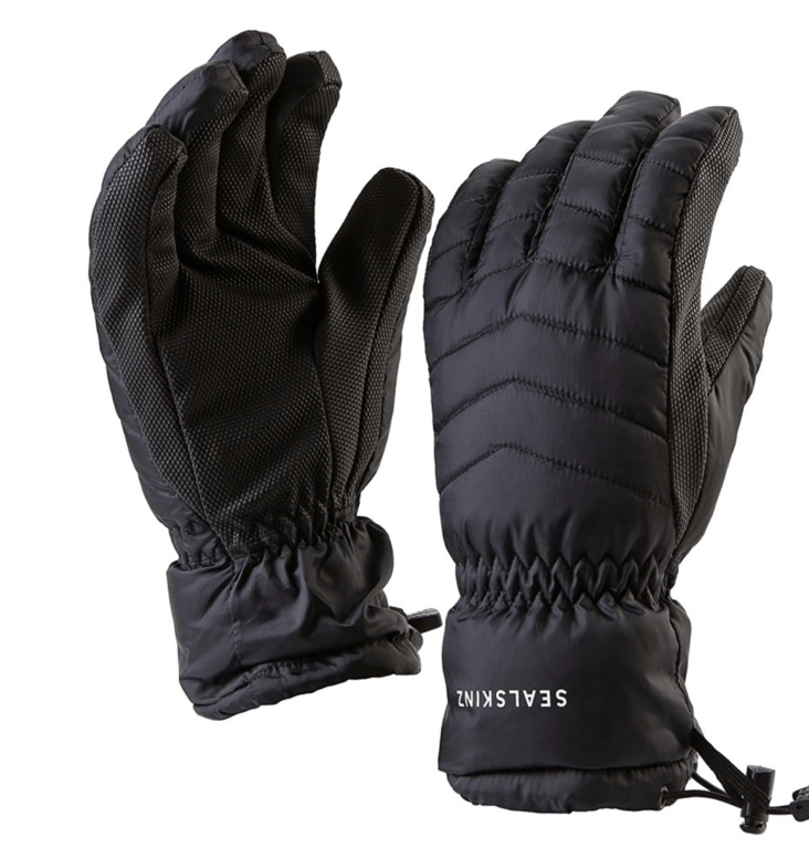 SealSkinz Women's Sub Zero Glove  - Black
