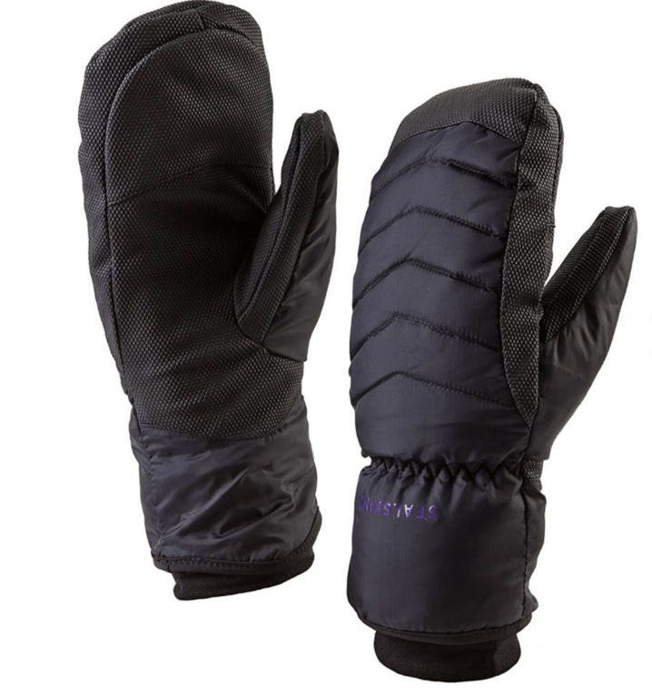 SealSkinz Women's Sub Zero Mitt  - Black