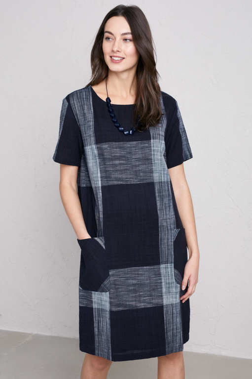 Seasalt Cast Shadow Dress - K/Raven