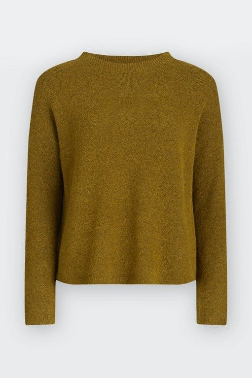 Seasalt Coppinger Top - Bright Olive