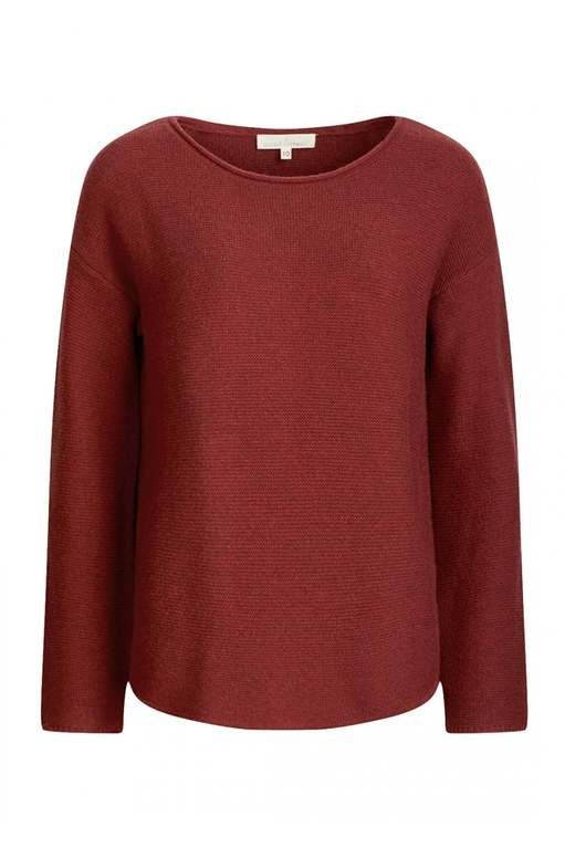 Seasalt Fruity Jumper - Rust