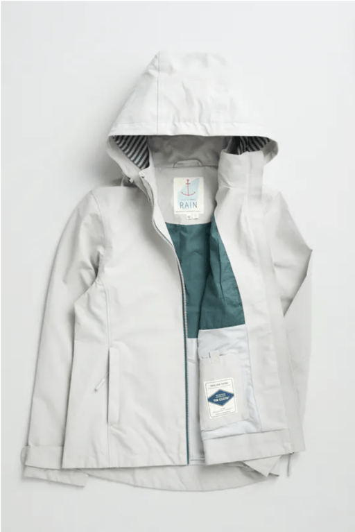 Seasalt Lagoon Jacket - Chalk